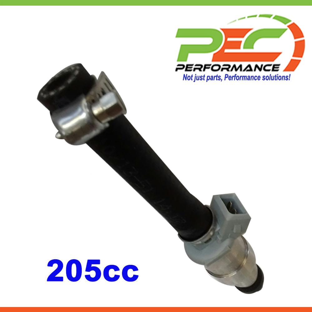 PEC 4x New Fuel Injector For Nissan Gazelle Pintara S12 R31 2.0L