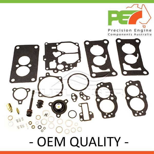 New *TOP QUALITY* Carburetor Repair Kit For Toyota Corolla KE20 KE30 1.2L 3K-C