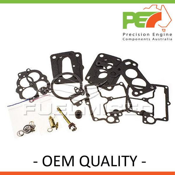 New *OEM QUALITY* Carburetor Repair Kit For Mitsubishi L300 Express SE 2.0L 4G63