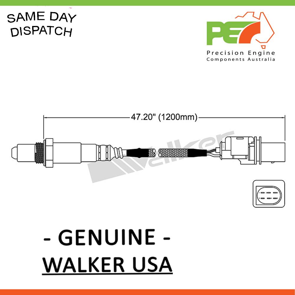 91 //92 93 2.0L New WALKER USA Oxygen Sensor O2 For BMW 320i E90