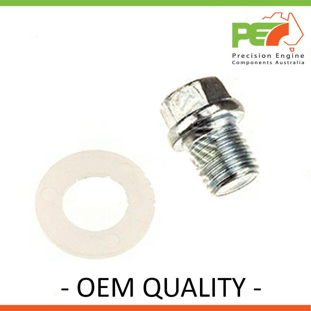 New *OEM Quality* Drain Sump Plug For Hsv Maloo Vs Series 1 5.0l Lb9 304 Cu.in..