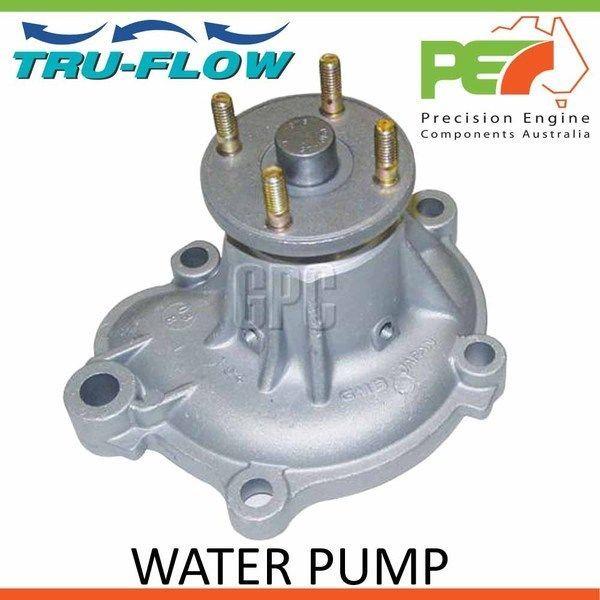 Water Pump For Toyota Tourer V JZX90 2.5L 1JZ-GTE TRU FLOW New