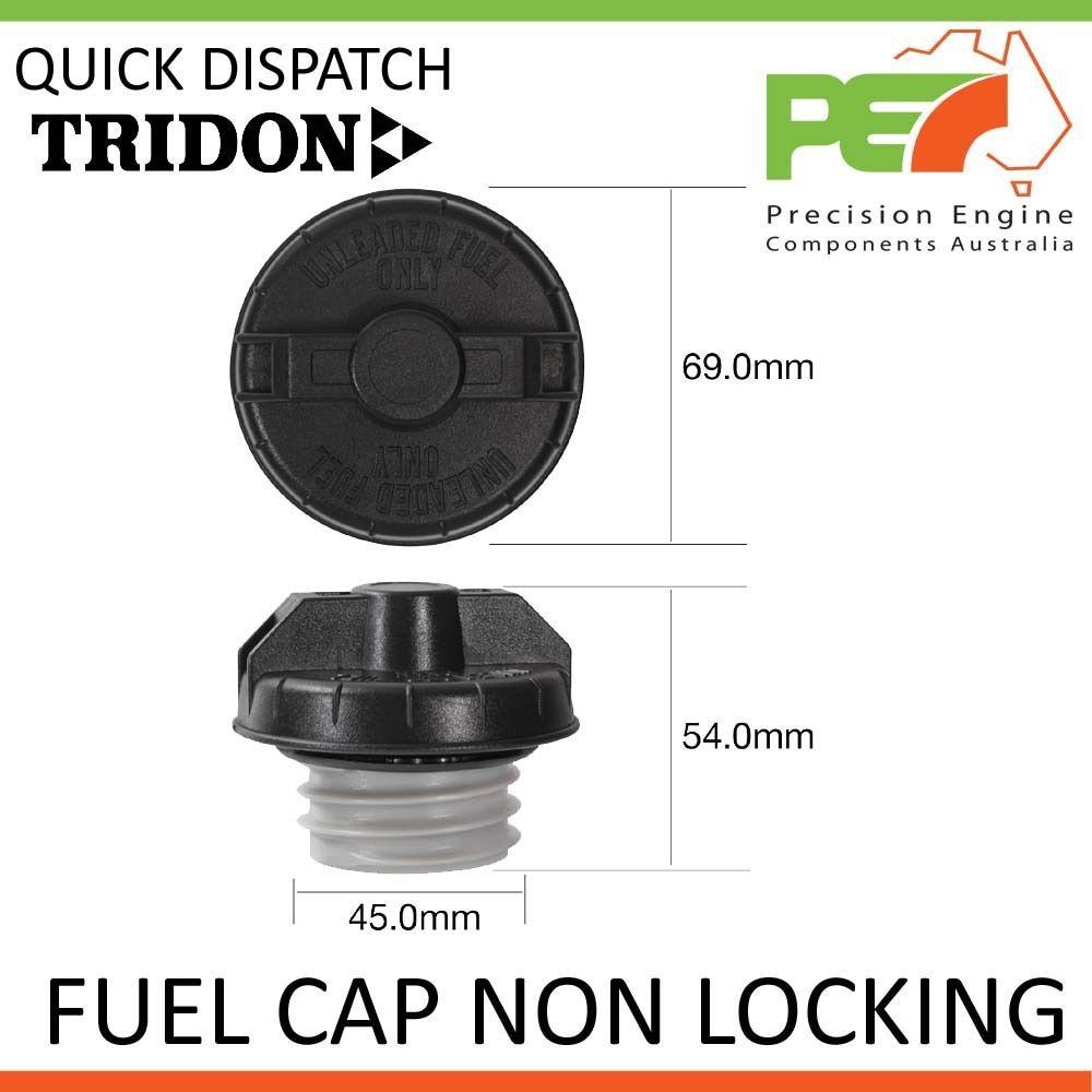 TRIDON FUEL CAP NON LOCKING FOR BMW 525i E34 11//90-03//96 6 2.5L TFNL227