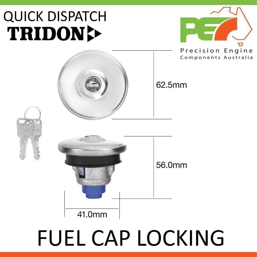 Diesel Fuel Cap Non Locking For Daihatsu Delta V10 New V12 TRIDON