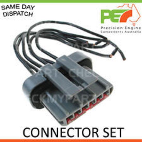 Connector Set For Ford Falcon EB II ED EL XG Ute OEM QUALITY Distributor Van