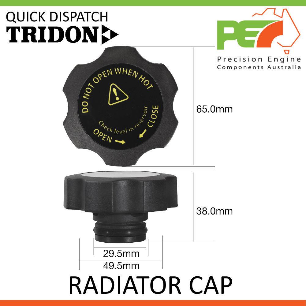 6.2L LS2 TRIDON RADIATOR CAP FOR HSV Maloo R8 VE 01//06-02//10 V8 6.0L LS3 16V
