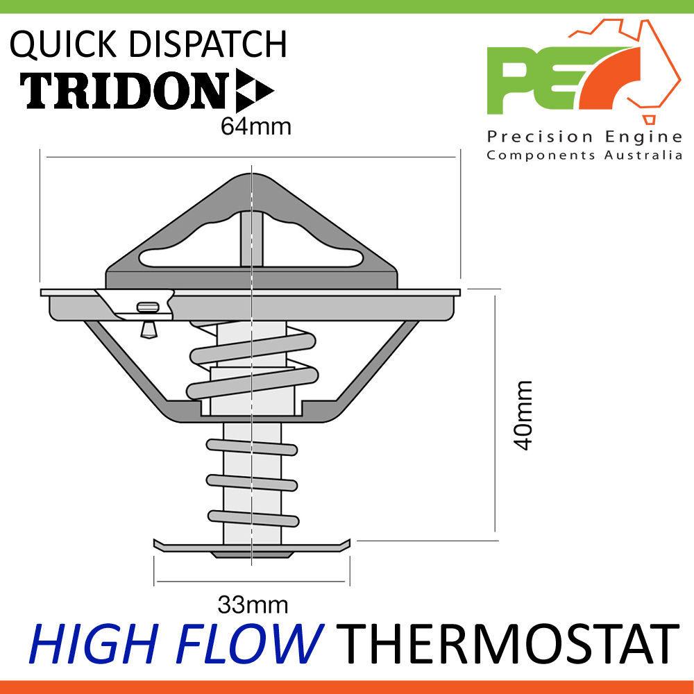 Diesel HDJ78R–HDJ100R Inc.Turbo 01//90-10//07 4.2L 1HD TRIDON Gasket Landcruiser