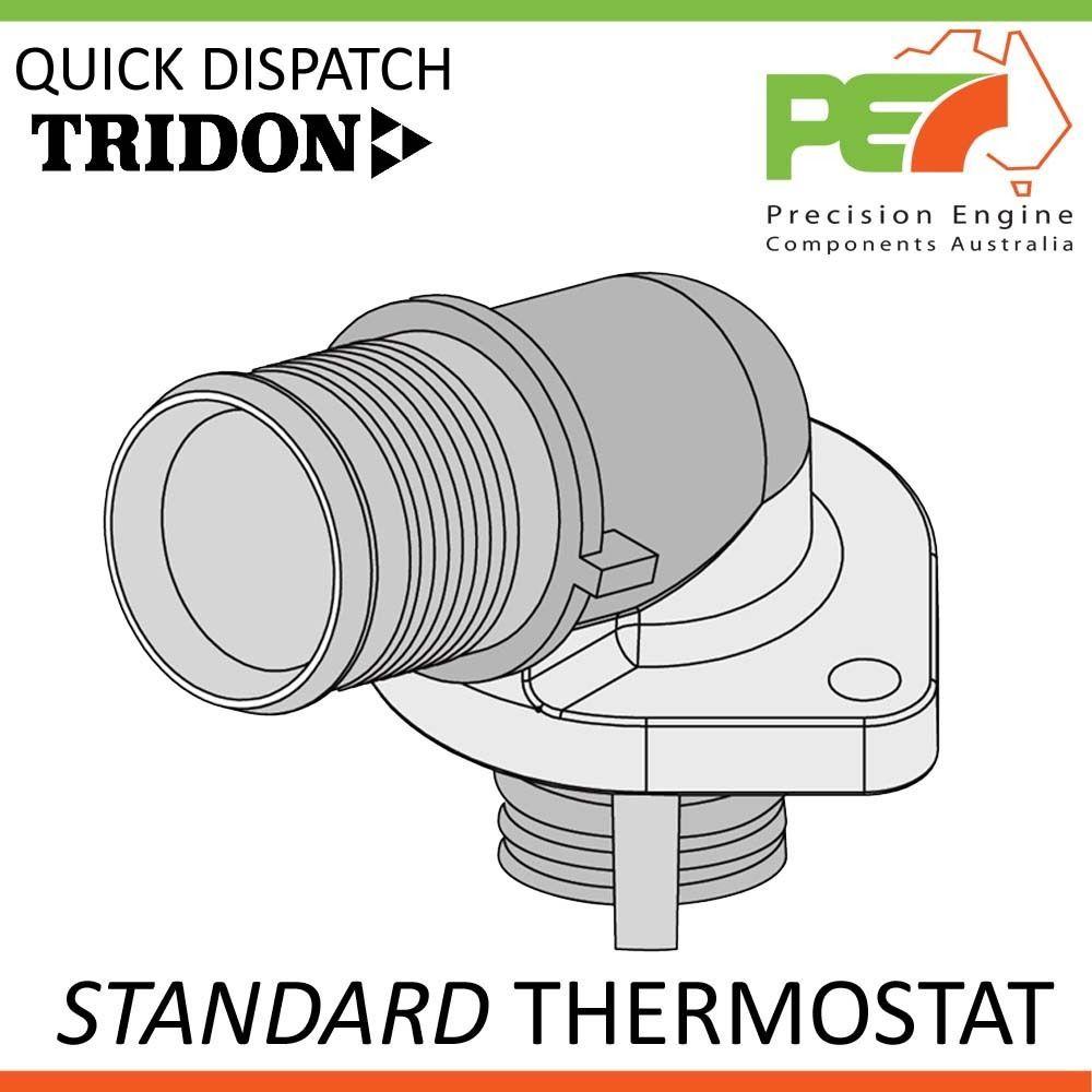 TRIDON Std Thermostat For Citroen AX 1.4 GT 01//91-12//93 1.4L TU3//KDZ
