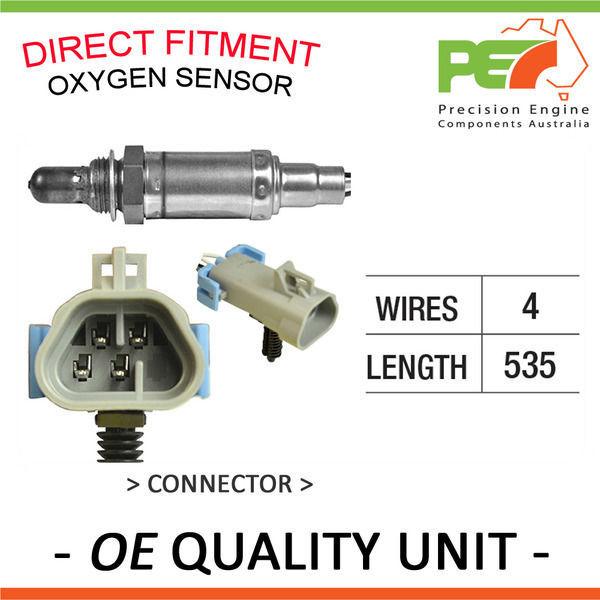 WALKER USA Brand New Oxygen Sensor O2 For Hummer H3 3.7L LLR ..